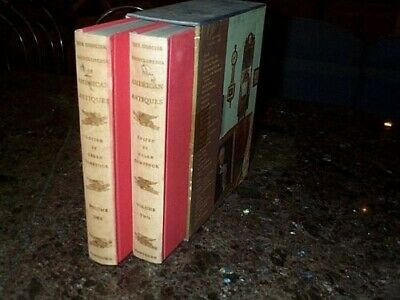 The Concise Encyclopedia Of American Antiques Edited By Helen Comstock 2 Vol