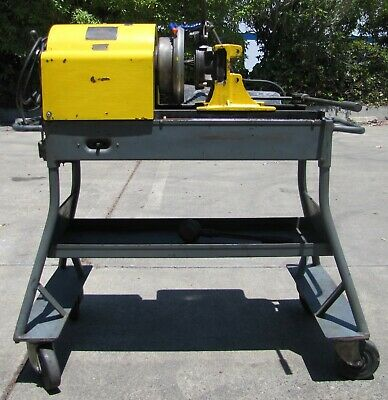 """Oster 502LX Pipe Master 1/4"""" to 2"""" Pipe & Bolt Threader Threading Machine"""