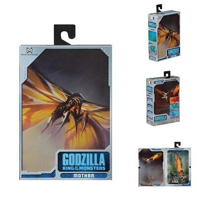 NECA Godzilla: King of the Monsters Mothra Action Figure 2019