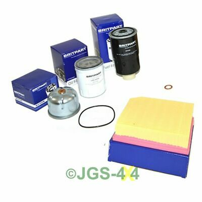 Land Rover Discovery 2 TD5 Service Filter Kit - DA6004