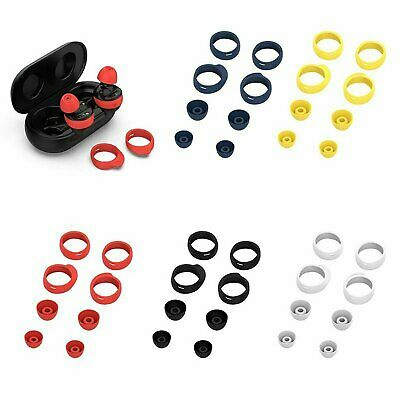 Wireless Earbuds Skin Cover Earplug Protective Case for Samsung Galaxy Buds 2019