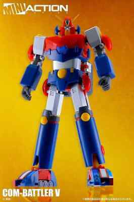 Action Toys 15cm  Mini Action Combattler V Alloy Figure New Cool Toy CA