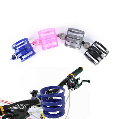 Mountain Bike Mount Cycling Bicycle Handlebar Water Bottle Cup Holder Cage Ra_DM