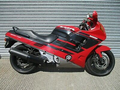 Honda Cbr1000F (1991) -  Classic Sports Tourer Tidy Up Diy Project