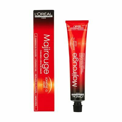 Loreal Professional MAJIROUGE RED BROWN 5,62 Permanent Hair Color - 50 ML