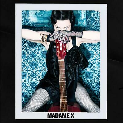Madonna - Madame X: Deluxe Edition - UK CD album 2019