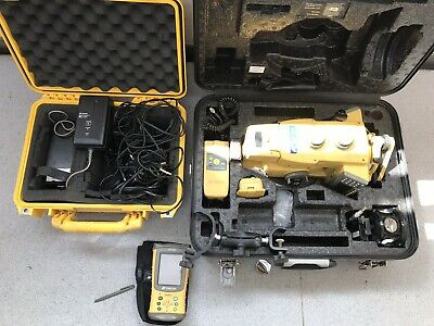 Topcon GPT 8205A Robotic Total Station reflectorless + FC100 Calibrated