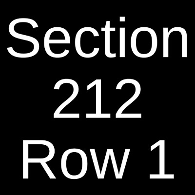 4 Tickets Masters of Ceremony: Snoop Dogg, 50 Cent, DMX & T.I. 6/28/19