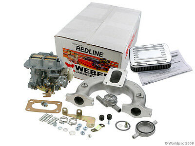 1962-1980 MG MGB 1 8 Weber Conversion Kit with Cannon Intake