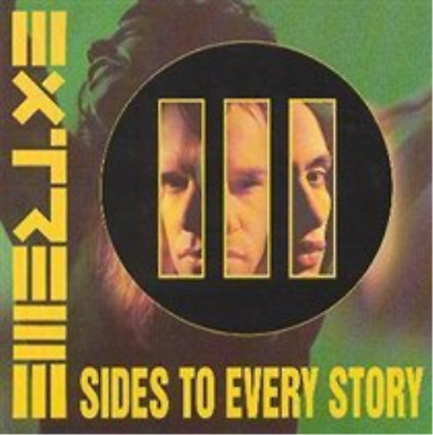 Extreme-III Sides To Every Story (UK IMPORT) CD NEW