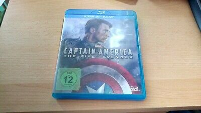 Captain America the First Avenger Blu-ray (ohne 3D)