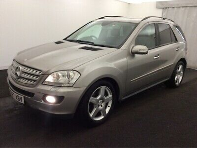 57 Mercedes-Benz Ml420 4.0 Cdi Se-*Rare V8* Sunroof, Alloys, 1F/Owner, Low Miles