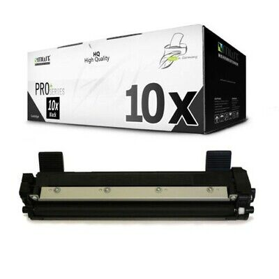 10x MWT pro Toner Compatibile con Brother TN-1050 TN1050