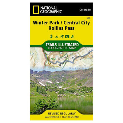 National Geographic Winter Park Cent City #103