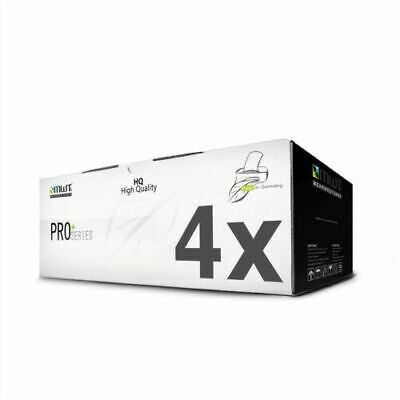 4x MWT pro Toner Compatibile con Brother MFC-1910-W DCP-1510 HL-1201