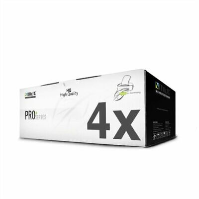 4x MWT pro Toner Compatibile con Brother DCP-1610-W MFC-1911-NW DCP-1512-A