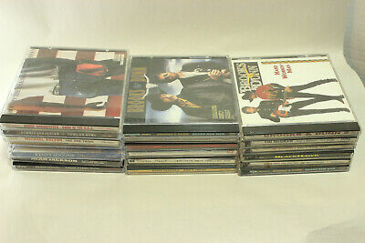 19 CD lot Brooks & Dunn Bruce Springsteen Celtic Woman Jimmy Buffett Mavericks