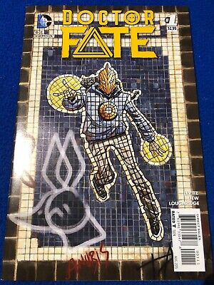 Doctor Fate #1 1st Appearance Of Khalid Nassour As Dr. Fate