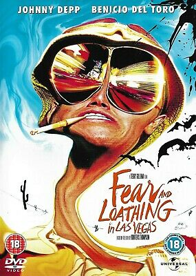 Fear And Loathing In Las Vegas (DISC ONLY) DVD Comedy
