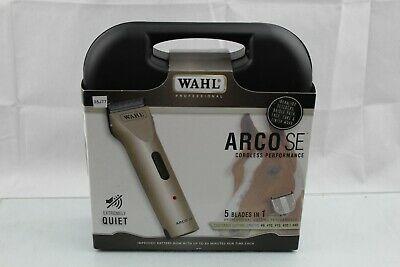 Wahl ARCO SE Professional Cordless Pet Clipper Kit for Animals 35J77