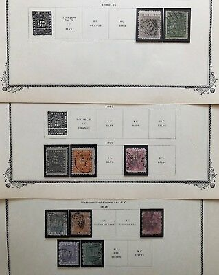 BRITISH GUIANA 1860 - 1954 Stamp Collection loaded w/ Early Mint, Specimen & MNH
