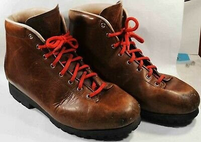 631d6ed2528 PIVETTA FOR DMC Leather Mountaineering/Hiking Boots from Italy ...