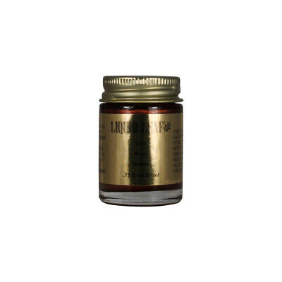 Plaid Liquid Leaf One-Step Leafing Paint .75Oz-Brass