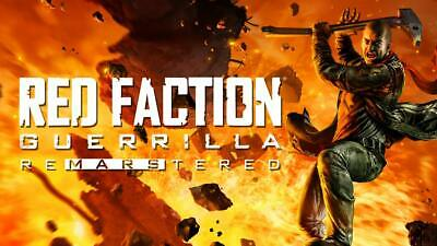 RED FACTION GUERRILLA RE-MARS-TERED - Steam key - Gioco PC Game - ITALIANO - ROW