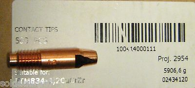 10 Nozzles for Torch Welding Fronius M.8 Ø 1,2mm Welder Made in Finland