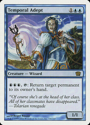 Zur/'s Weirding Ice Age NM Blue Rare MAGIC THE GATHERING MTG CARD ABUGames