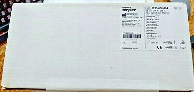 Stryker 0233-050-084 Fiber Optic Cable (Opaque)  5.0mm x 10 ft/3.05m