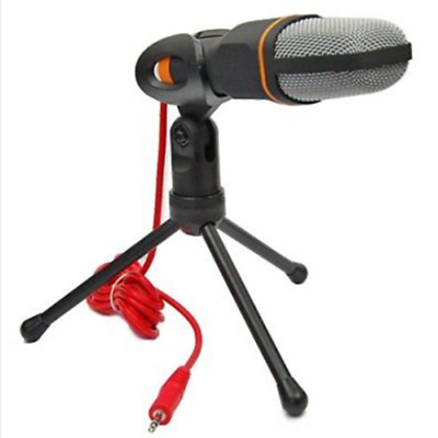 For PC Laptop Skype MSN Professional Condenser Sound Podcast Studio Microphone