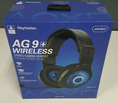 Afterglow PS4 Headset Wireless Afterglow AG 9 +  PDP *NEW*