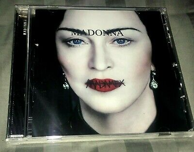 Madonna 2019 mexican cd Madame X