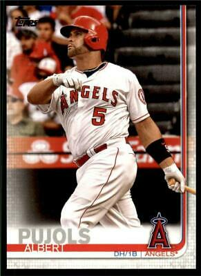 2019 Topps Series 2 Base #437 Albert Pujols