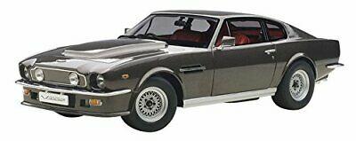 New AUTOART 70221 ASTON MARTIN V8 VANTAGE 1985, CUMBERLAND GREY 1:18TH