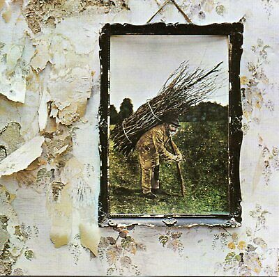 CD Led Zeppelin IV (Untitled) Remastered Edition FREE POST