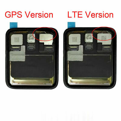 For Apple Watch Series 3 GPS Model Only 38mm 42mm LCD Display Digitizer Replace@
