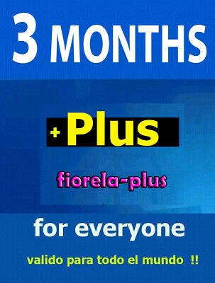 3 MONTHS PSN PS PLUS PLAYSTATION PLUS PS4 - PS3 -SENT FAST !! (no code)