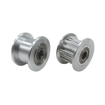 8M Idler Timing Pulley Bearing 12T-30T Teeth for 16/21/25/30/40mm Timing Belt