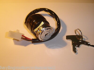 Aftermarket Ignition Switch With A Block Honda Xl250 Xl 250 78-79 New
