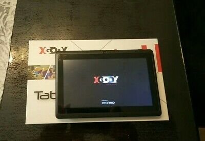 "XGODY 7"" 8GB Tablet PC Android 8.1 Oreo Quad-Core IPS Bluetooth WiFi Dual Kamera"