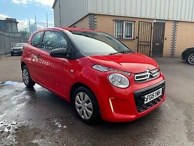 2015 Citroen C1 touch mk2 facelift accident damaged salvage spares repairs