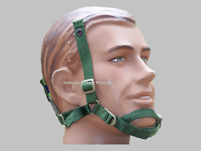 Chin Strap Military USMC Army Retention Paintball GENTEX New