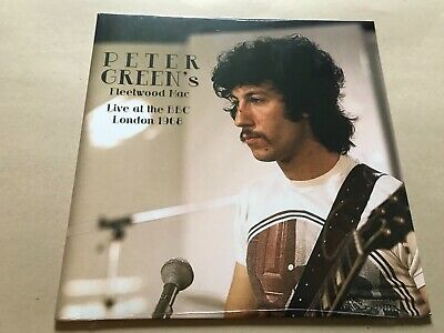 Peter Green's Fleetwood Mac - Live at the BBC in London 1968  VINYL LP  RLL009