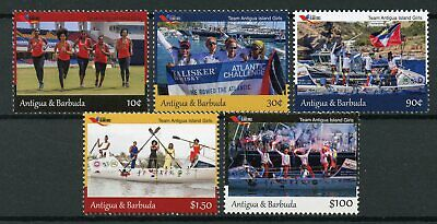 Antigua & Barbuda 2019 MNH Island Girls Definitives Rowing 4v Set Sports Stamps