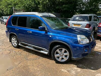 59 Nissan X-Trail 2.0 Dci Sport Expedition Extreme - 10 Stamps, 1 Owner, Panroof