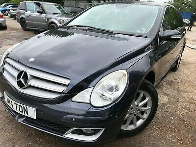 07 Mercedes-Benz R320 Cdi - Satnav, 7 Seats, Leather, Rear Screens, Roof Nice