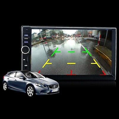 7018B 7-inch Touch Screen Display Support Bluetooth Calling Function