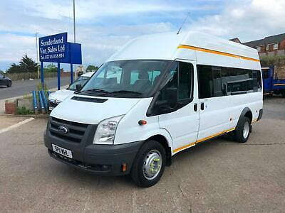 2011 Ford Transit High Top Mini Bus 115 T430 17 Seater RWD